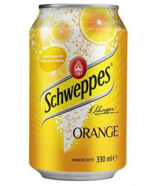 Schweppes Orange
