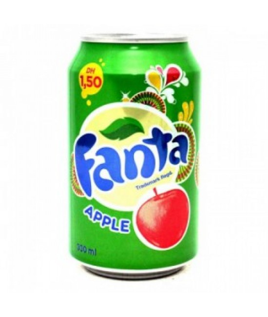 Fanta Apple