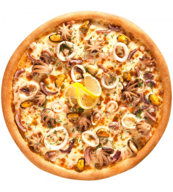 Пицца Морские дары